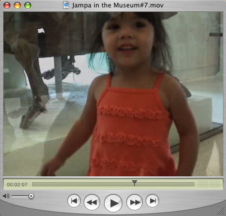 Jampa in the American Museum of the National History#6