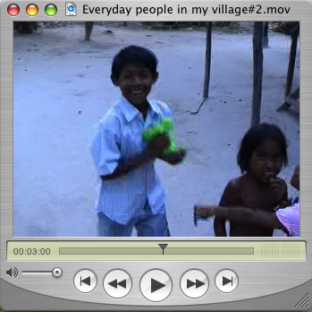 Every day people in my village#3